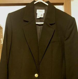 Talbot 100% wool women's blazer